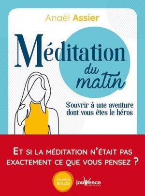 Méditations du matin - jouvence - 9782889531806 -