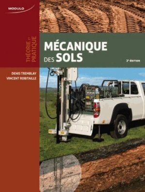 Mécanique des sols - modulo (canada) - 9782896506279 -
