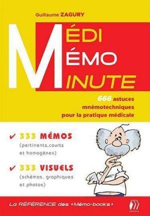 Médi-Mémo-Minute - medicilline - 9782915220964 -
