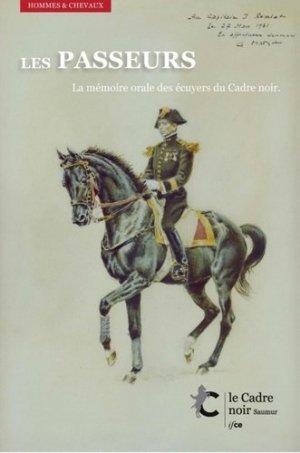 Mémoires des écuyers du Cadre Noir - les haras nationaux - 9782915250787 -