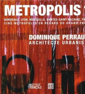 Metropolis ? - dominique carre - 9782915755367 -