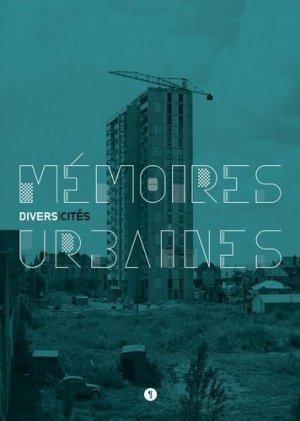 Mémoires urbaines - libel - 9782917659892 -