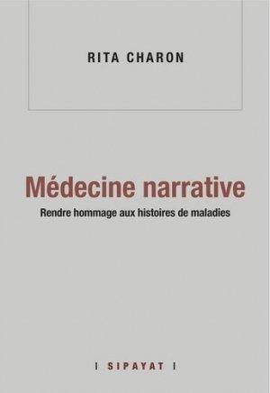 Médecine narrative - sipayat - 9782919228133 -
