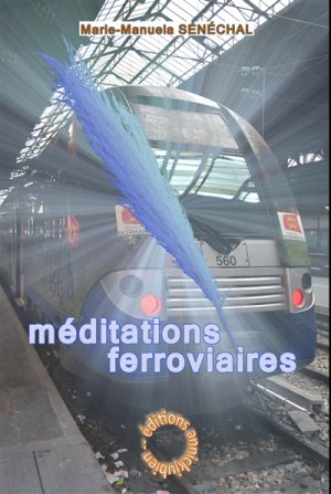 Méditations ferroviaires - annickjubien - 9782956730613 -