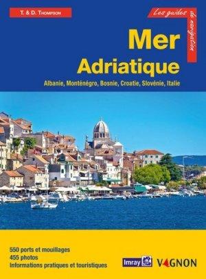 Mer Adriatique - vagnon - 9791027101856 -
