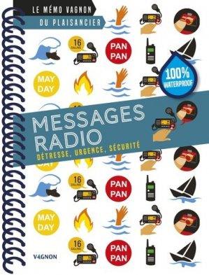 Messages radio - vagnon - 9791027101894 -
