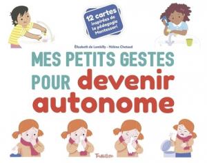 Mes petits gestes pour devenir autonome - Tourbillon - 9791027609123 -