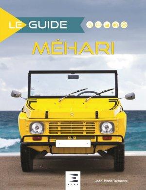 Méhari - etai - editions techniques pour l'automobile et l'industrie - 9791028303662 -