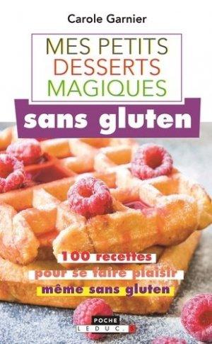 Mes petits desserts magiques sans gluten - leduc - 9791028502591 -