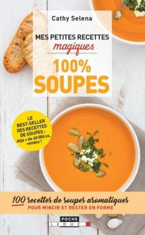 Mes petites recettes magiques soupes - leduc - 9791028509798 -