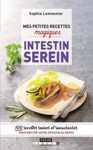 Mes petites recettes magiques intestin serein - leduc - 9791028513344 -