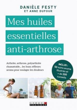 Mes huiles essentielles anti-arthrose - leduc - 9791028513795
