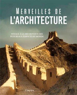 Merveilles de l'architecture - de l'imprevu - 9791029508073 -
