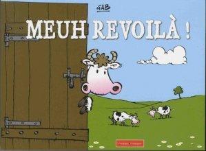 Meuh revoilà ! - france agricole - 9791090213715 -