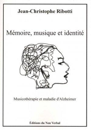 Mémoire, musique et identité - du non verbal - 9791093532356 -