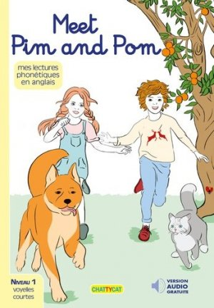 Meet Pim and Pom - chattycat - 9791096106295 -