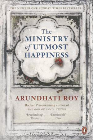 MINISTRY OF UTMOST HAPPINESS  - PENGUIN - 9780241980767 -