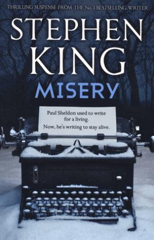 Misery - hodder and stoughton - 9781444720716 -