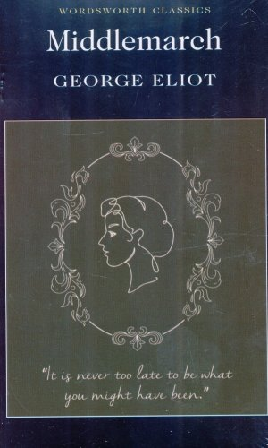Middlemarch -  wordsworth editions ltd - 9781853262371 -