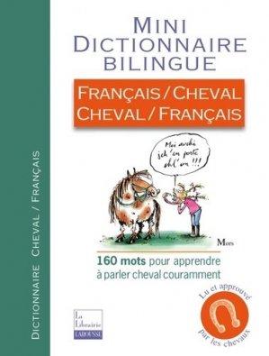Mini dictionnaire bilingue - larousse - 9782035857019 -