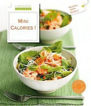 Mini Calories ! - Larousse - 9782035859259 -