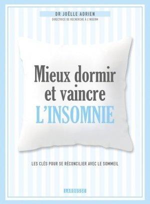 Mieux dormir et vaincre l'insomnie - larousse - 9782035896186 -
