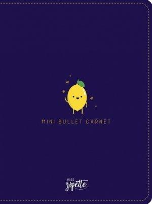 Mini bullet Miss Zipette - Larousse - 9782035991270 -