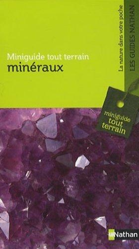 Minéraux - nathan - 9782092785157 -