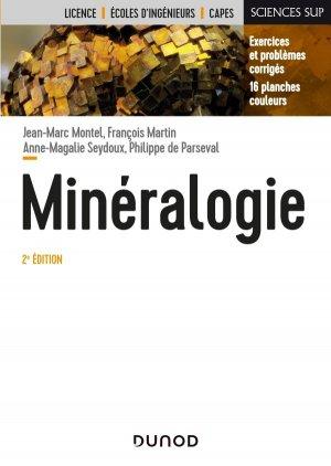 Minéralogie - dunod - 9782100806638 -