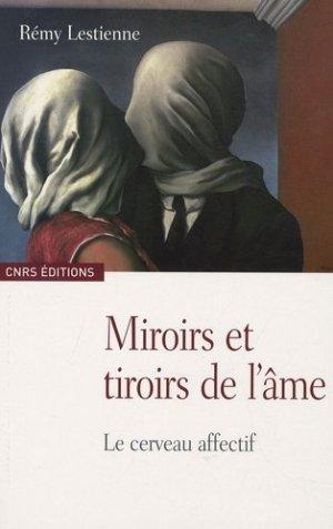 Miroirs et tiroirs de l'âme - CNRS - 9782271066411 -
