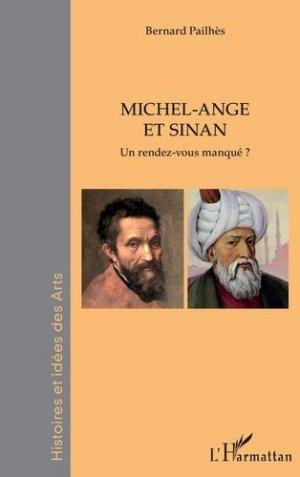 Michel-Ange et Sinan - l'harmattan - 9782343227641 -