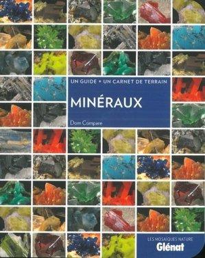 Mineraux - Glénat - 9782344035948 -