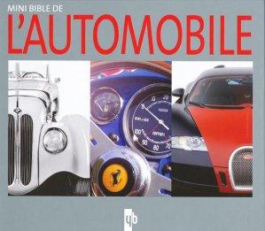 Mini bible de L'Automobile - yb - 9782355370359 -