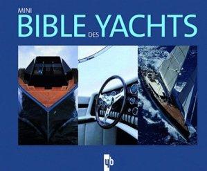 Mini Bible des yachts - yb - 9782355370410 -