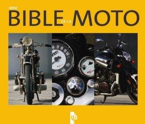 Mini bible de la Moto - yb - 9782355370519 -