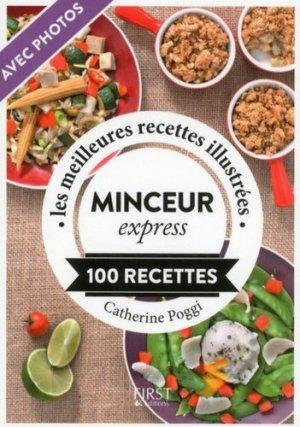 Minceur express - first  - 9782412021019 -