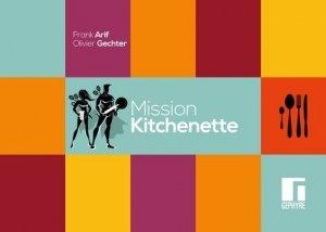 Mission kitchenette - Gephyre - 9782490418022 -