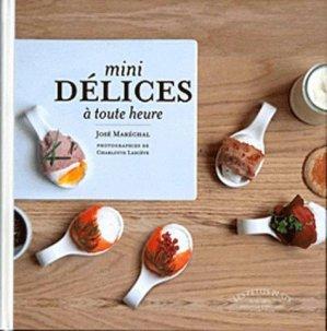 Mini délices à toute heure - Marabout - 9782501064149 -