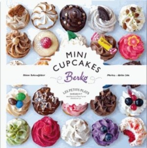 Mini cupcakes Berko - Marabout - 9782501089142 -