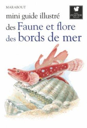 Mini guide illustré des Faune et flore des bords de mer - marabout - 9782501090063 -