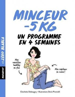 Minceur -5 KG - Marabout - 9782501126946 -