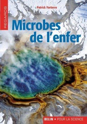 Microbes de l'enfer - belin / pour la science - 9782701144252 -
