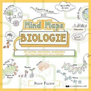 Mind Maps Biologie - Le Courrier du Livre - 9782702917770 -