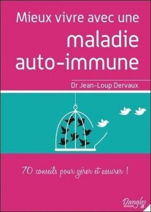 Mieux vivre avec une maladie auto-immune - dangles - 9782703311300 -