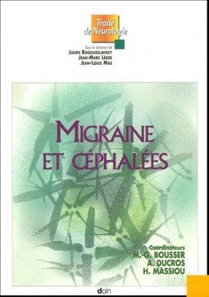 Migraine et céphalées - doin - 9782704011834 -