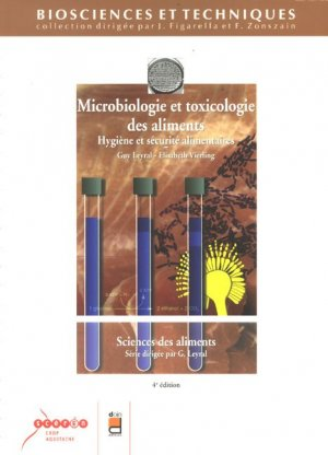 Microbiologie et toxicologie des aliments - doin - 9782704012336 -