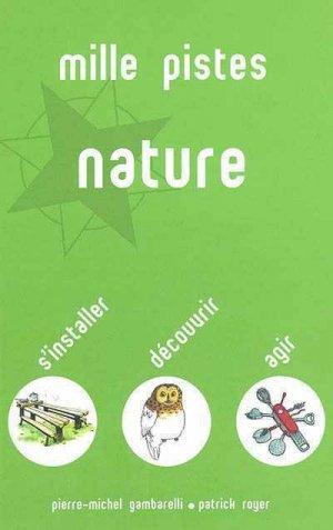 Mille pistes nature - presses idf - 9782708880603 -