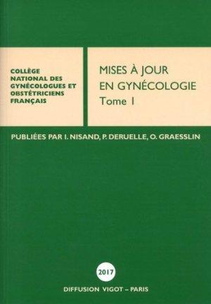 Mises à jour en gynécologie - Vigot - 9782711404315 -