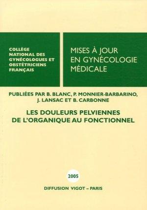 Mises à jour en gynécologie médicale 2005 - vigot - 9782711481989 -