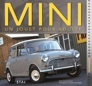 Mini, un jouet pour adulte - etai - editions techniques pour l'automobile et l'industrie - 9782726895740 -